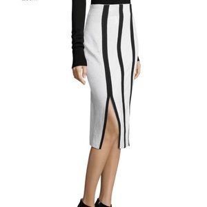 DVF Sequin Skirt